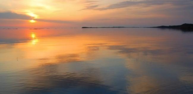 На озере Айдаркуль